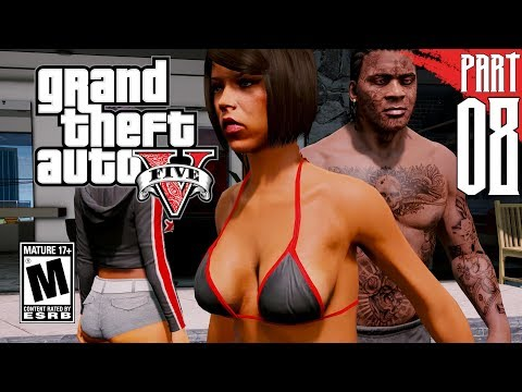 【GTA 5 MODS】 Gameplay Walkthrough Part 8 [PC - HD]