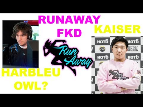 Vancouver And Runaway Drama! Will Runaway Miss OWL? Harbleu Getting OWL Offers? Kaiser NEW Team!