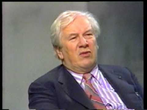 Michael Aspel interview 4/4 - Peter Cook, Peter Ustinov