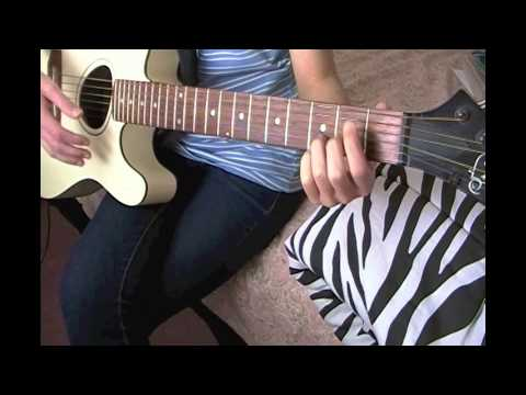 Easy Guitar Tutorial For 22 BY TAYLOR SWIFT!!!!!