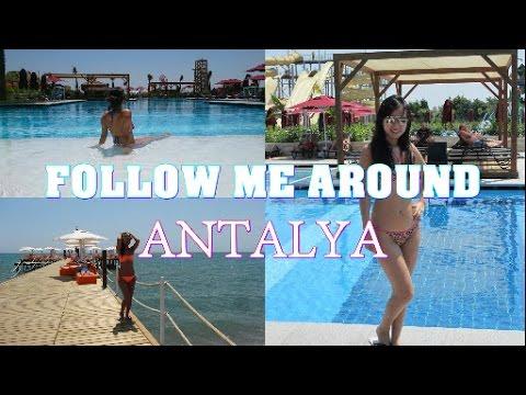 FMA Antalya #1 | Polizeikontrolle I ASKA LARA RESORT | Outtakes
