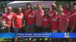Youth, Community Groups 'Wear Orange' To Protest Gun Violence