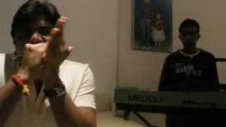 Godfather Theme Music/song by Natraj & Siddharth on Harmonica/Mouth Organ and Keyboard