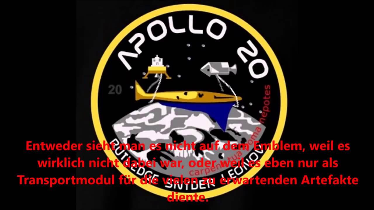 Apollo 20 Die ganze Geschichte auf Deutsch und in HD
