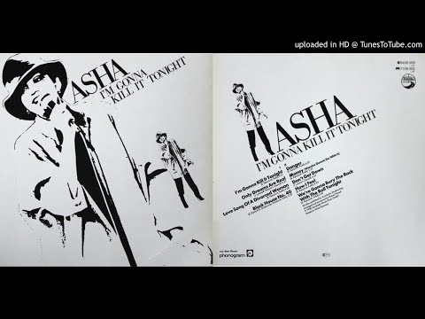 Asha Puthli: I'm Gonna Kill It Tonight [Full Album, Expanded Version] (1980) Mp3