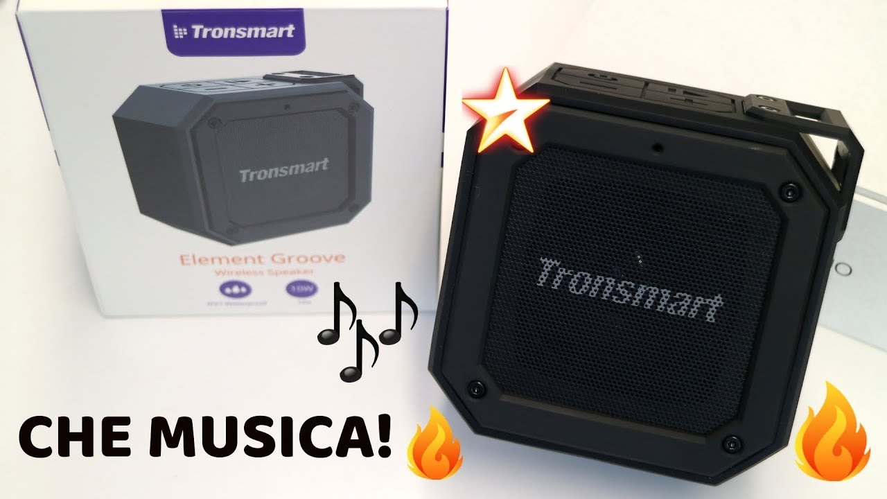Custodia per Tronsmart Force、T6Plus 40W Cassa Bluetooth Speaker Altoparlante Cssa Elemento FORCE T6 Plus