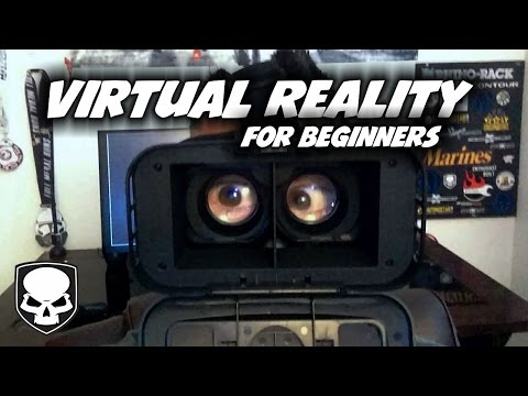 Virtual Reality - VR - For Beginners - HD