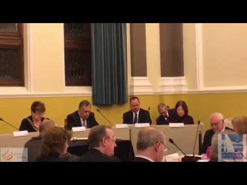 Eastbourne Borough Council FULL Meeting