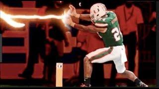 Miami Hurricanes RB Travis Homer | SickoMode