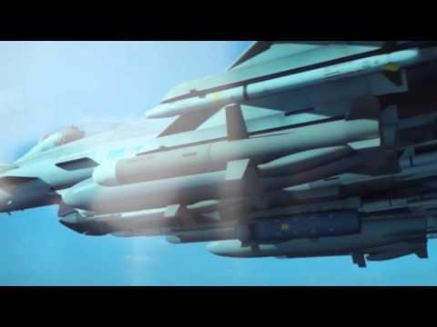 Eurofighter Typhoon Anti-Ship Missile Capability with MBDA Marte-ER