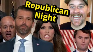 The RNC Night 1 | Comedy React | SmileyDaveUK