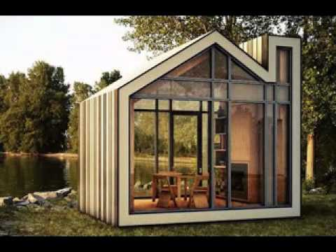DIY Decorating Ideas For Small Garden Office YouTube