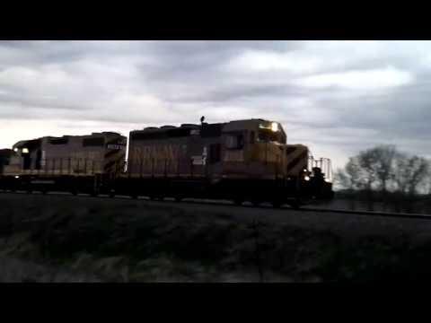 Red River Valley & Western GP20C in North Dakota