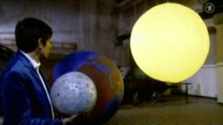 Mond- und Sonnenfinsternis
