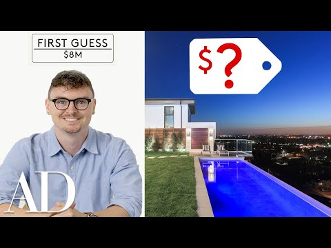 Amateurs & Experts Guess How Much an LA House with an Ocean View Costs | Architectural Digest