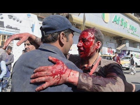 Взрыв в Кабуле: 80 погибших, ответственность взяло ИГИЛ (новости)