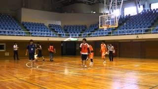 バスケット【前半戦】株)平成建設バスケクラブ vs Cerberus