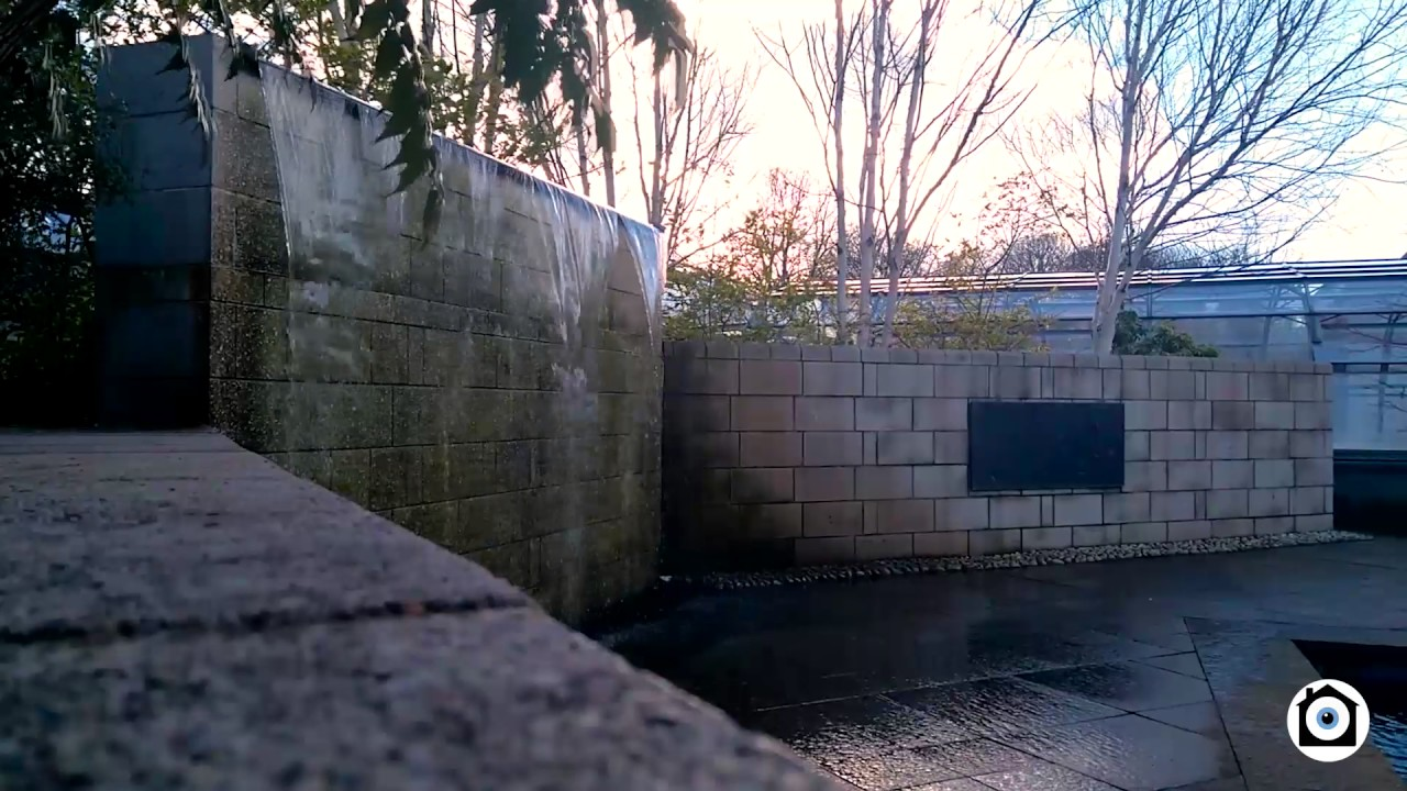 duthie park winter gardens aberdeen memorial courtyard youtube