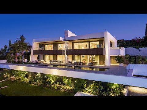 New Ultra Modern Villa in Nueva Andalucia, Marbella, Spain | 3.500.000€