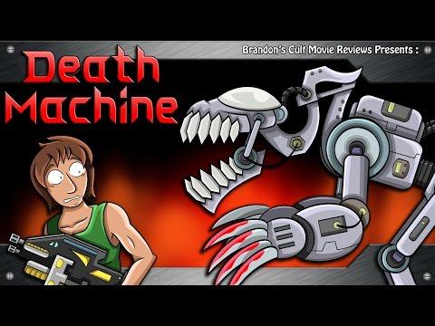 Brandon's Cult Movie Reviews: Death Machine