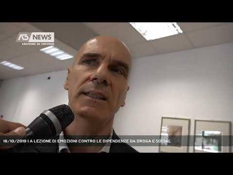 16/10/2019 | A LEZIONE DI EMOZIONI CONTRO LE DIPEN...