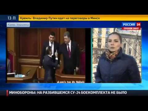 СЕГОДНЯ: Радикал Ляшко пригрозил Порошенко пальцем, Порошенко Ляшко  тюрьмой  2015, СЕГОДНЯ