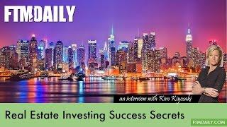 Real Estate Investing Success Secrets: An Interview with Kim Kiyosaki