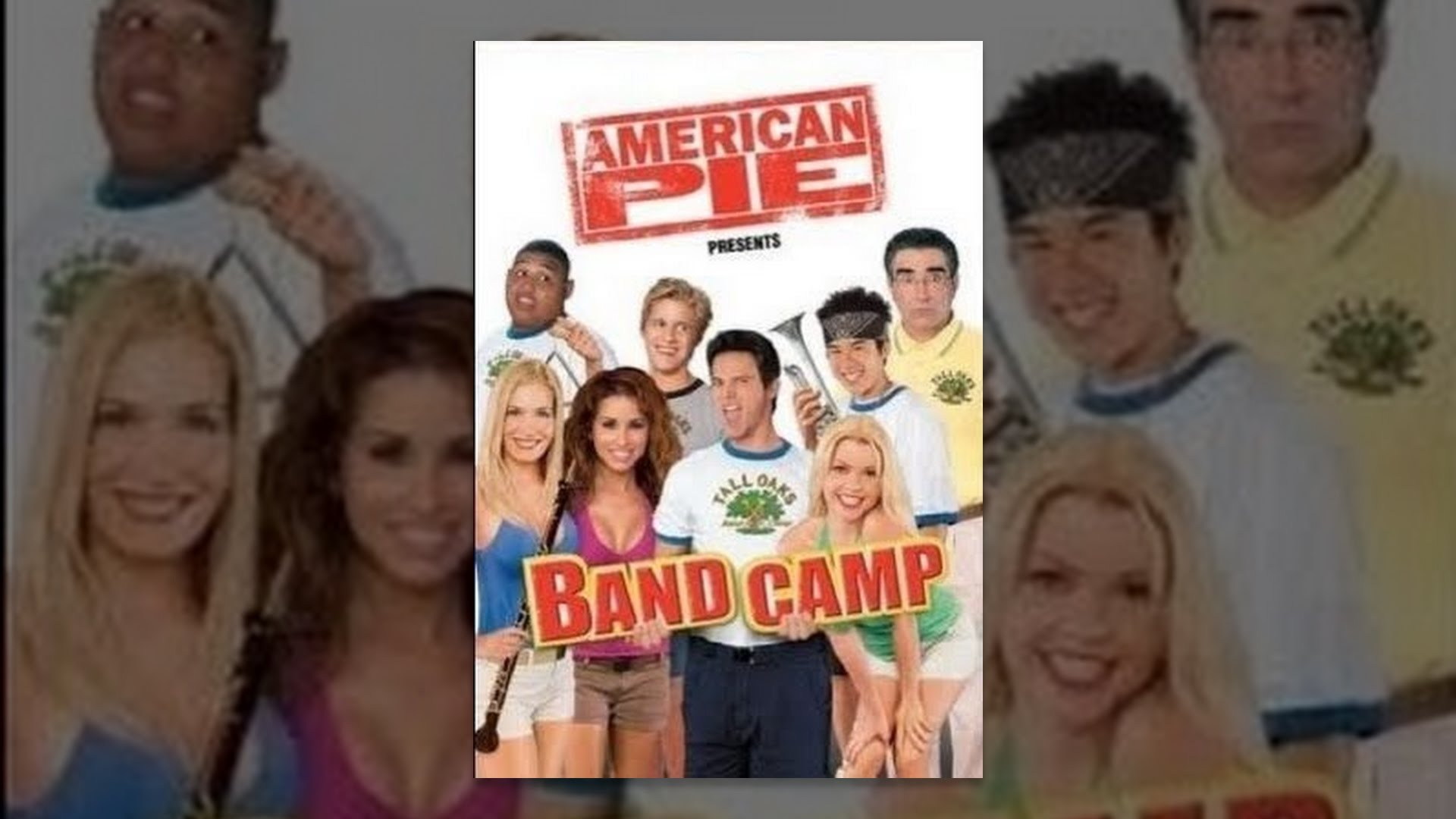 That interfere, American pie band camp