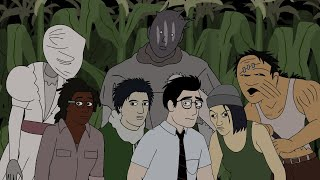 DBD Parody CRINGE-A-THON (Animated) - Sam Watches EVERY episode!