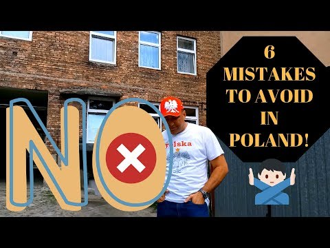 6 Mistakes to Avoid in Poland : Episode 8