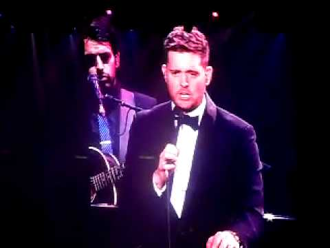 Michael Buble (Live in Manila 2015) - Hold On