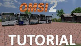 OMSI 2 Tutorial [60FPS] | Mercedes Benz Citaro Facelift Ü / GÜ von Sven Daniel | Installation