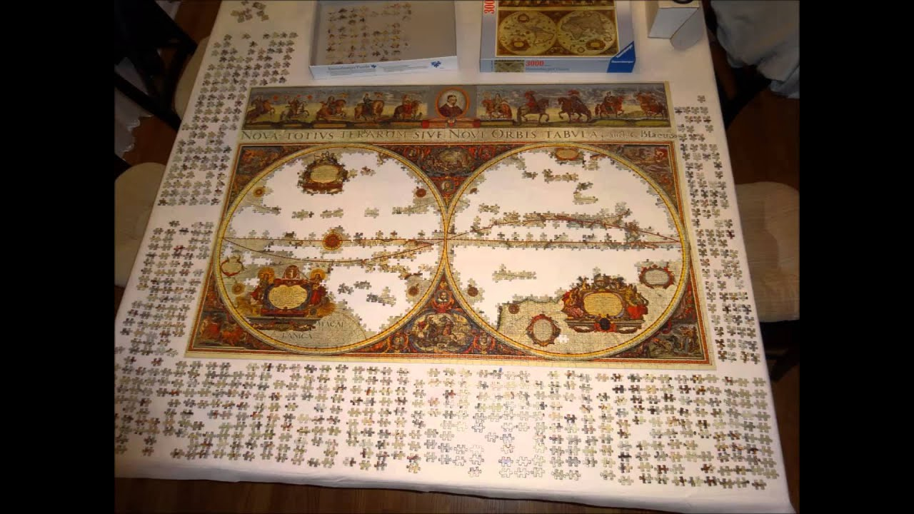 Luxury wooden world map true puzzle with world map 1665 3000 piece world map 1665 3000 piece puzzle gumiabroncs Images
