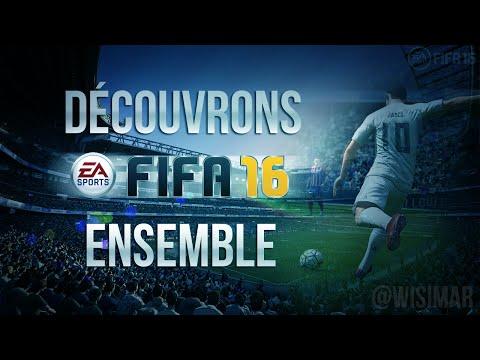 FIFA 16 I 1er Match FUT Pour Découvrir Le Nouveau Gameplay ! [Facecam]