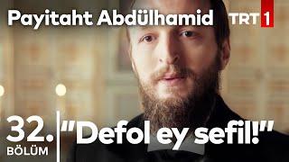 """Payitaht """"Abdülhamid"""" 32. Bölüm - Kudüs'ten Toprak Talebi"""