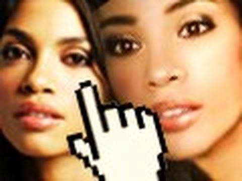 Look-A-Likes: Rosario Dawson and AndreasChoice!?