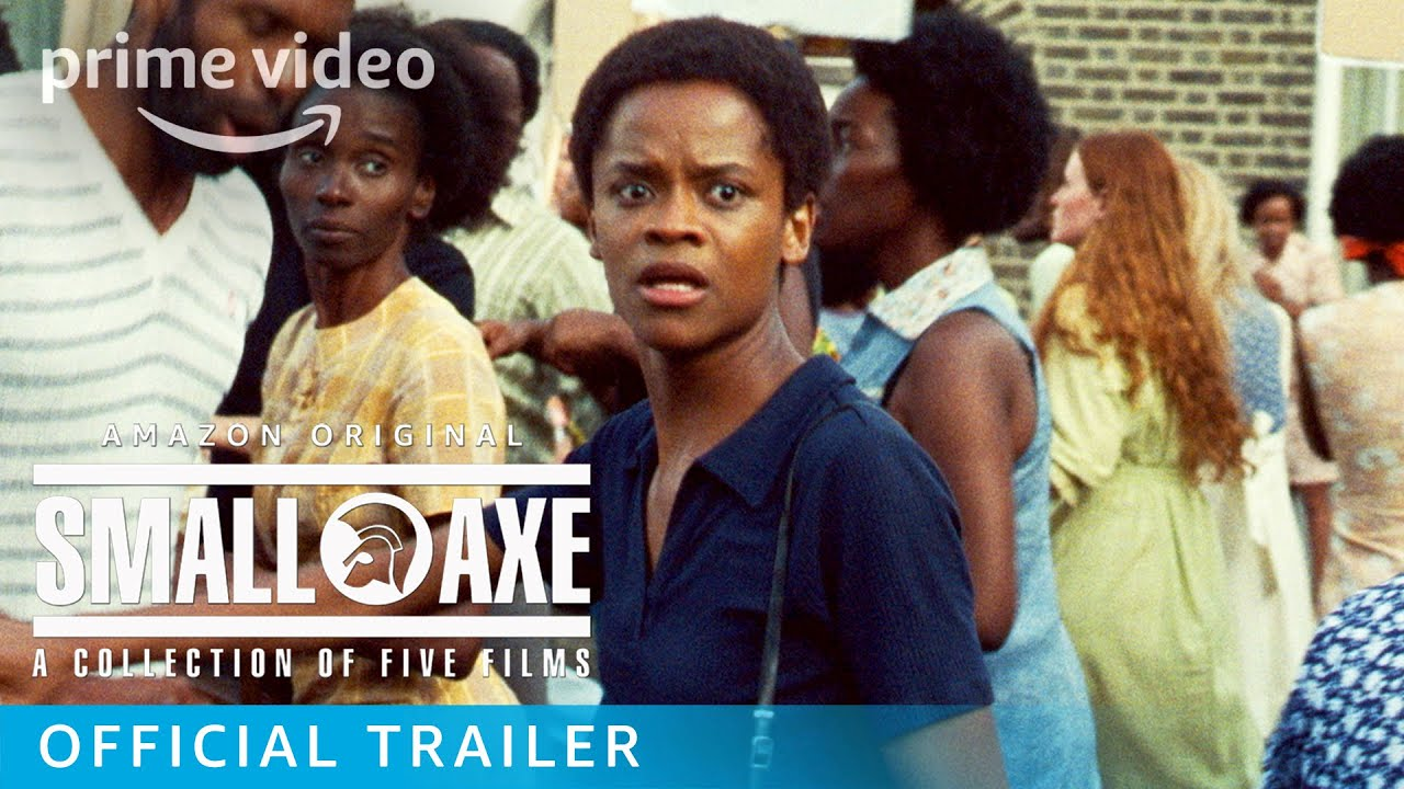 Artist and filmmaker Steve McQueen's 'Small Axe' film series premieres in November on BBC One
