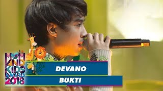 Duuuh! Udah Ganteng, Suaranya Bagus Lagi, Devano [BUKTI] - Mom & Kids Award 2018 (21/7)