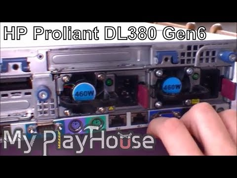 HP DL380 G6 Server - A thorough look - 078