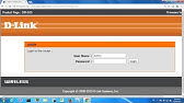 How to upgrade the firmware on your D-Link router - YouTube
