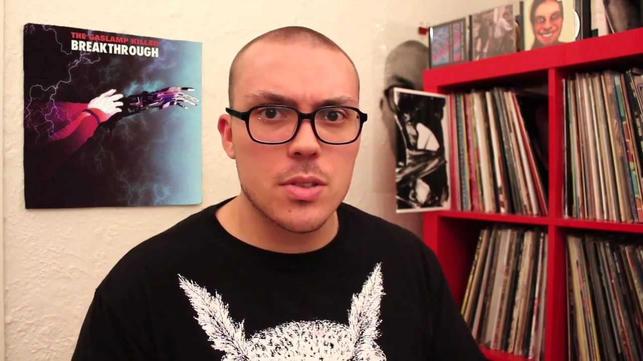 The Gaslamp Killer- Breakthrough ALBUM REVIEW - YouTube