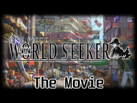 One Piece: World Seeker The Movie