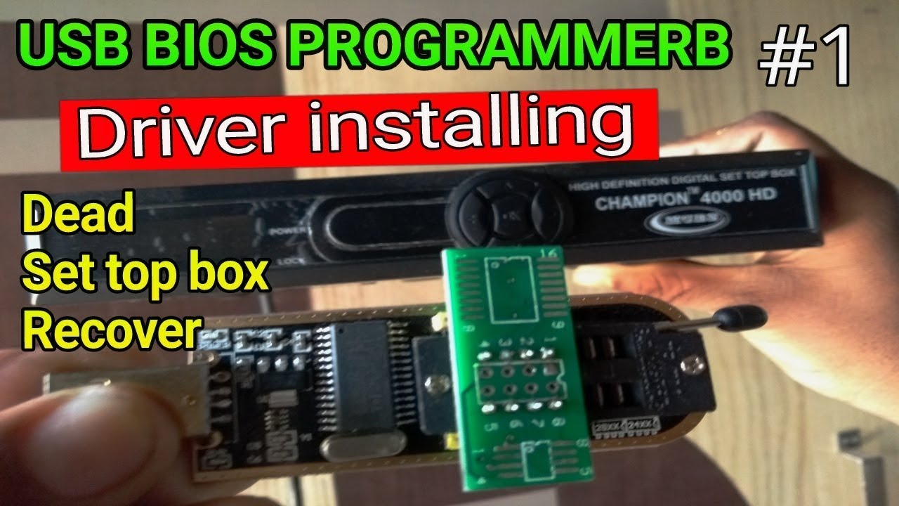 ch341a mini programmer software download -