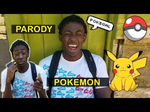 Pokemon ( Jamaican Parody )