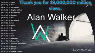 Download lagu Top 20 popular songs by Alan Walker