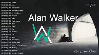Download Top 20 popular songs by Alan Walker Mp3 and Videos