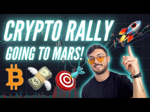 CRYPTO RALLY: Bitcoin, $RIOT, $MARA, $XNET, And $CWRK Analysis + Price Targets