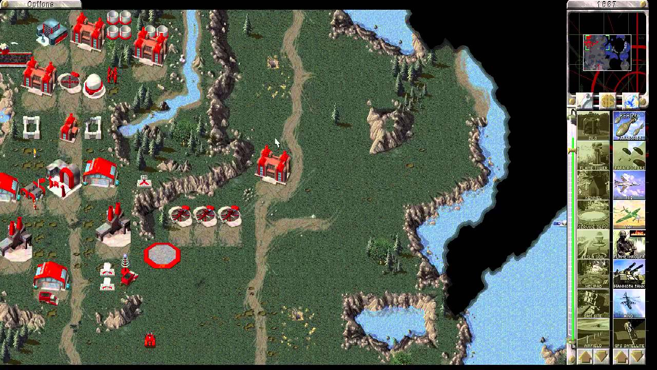 Command & Conquer: Red Alert 1