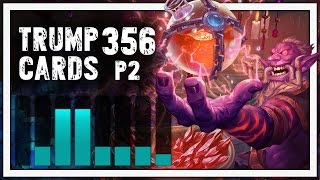 Hearthstone: Trump Cards - 356 - Don't Drink and Play - Part 2 (Warlock)