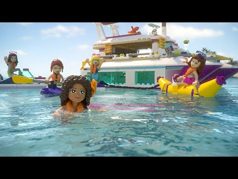 The perfect Summer day – LEGO Friends - Mini Movie - YouTube